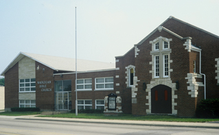 Historical Home of Waukegan Christian School