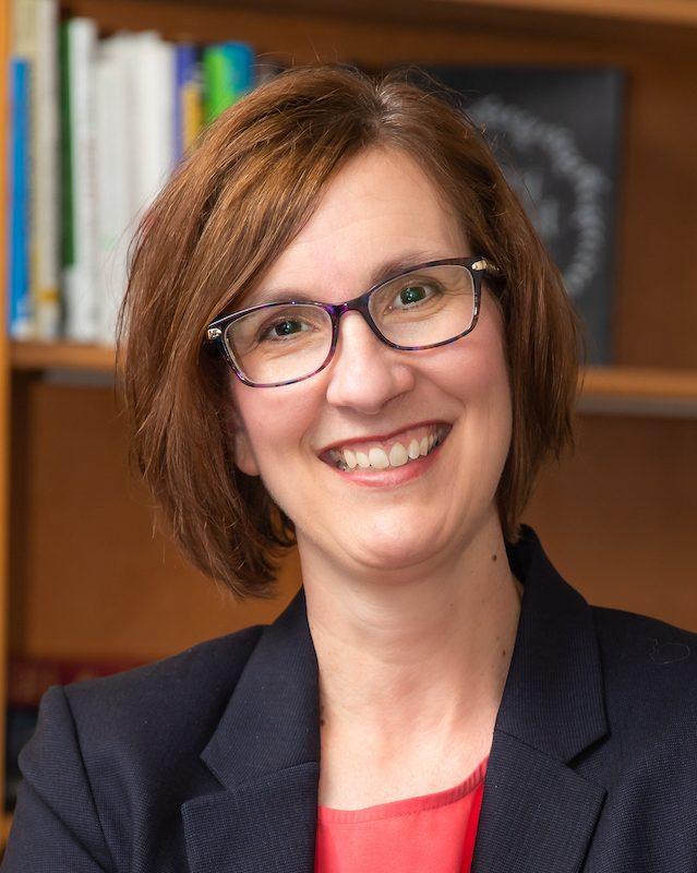 Mrs. Laura DeReus : Principal