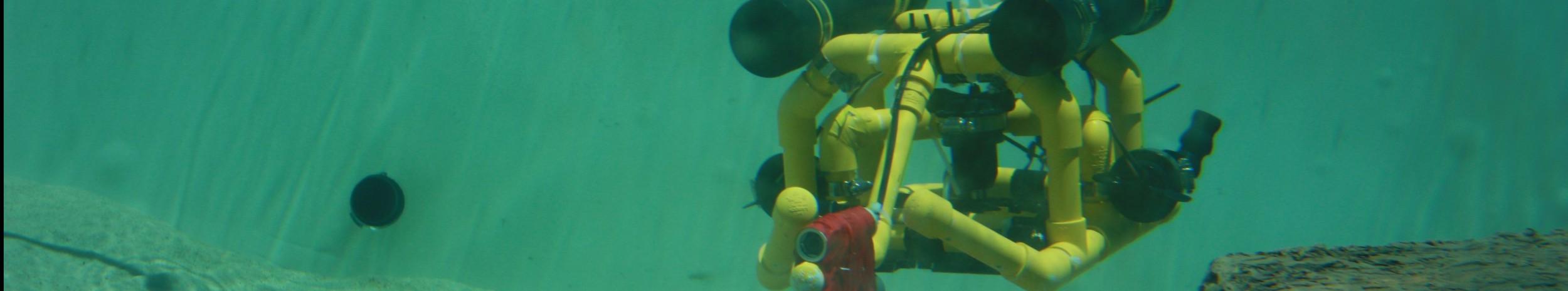 Seaperch robotics program at Westlake