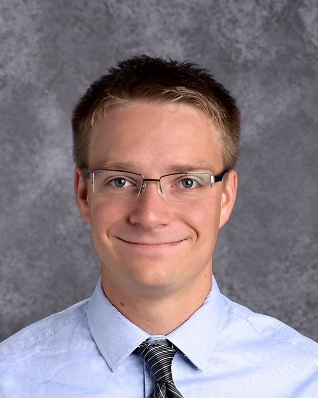 Mr. Andrew Metzger : JH/SH Social Studies, Bible