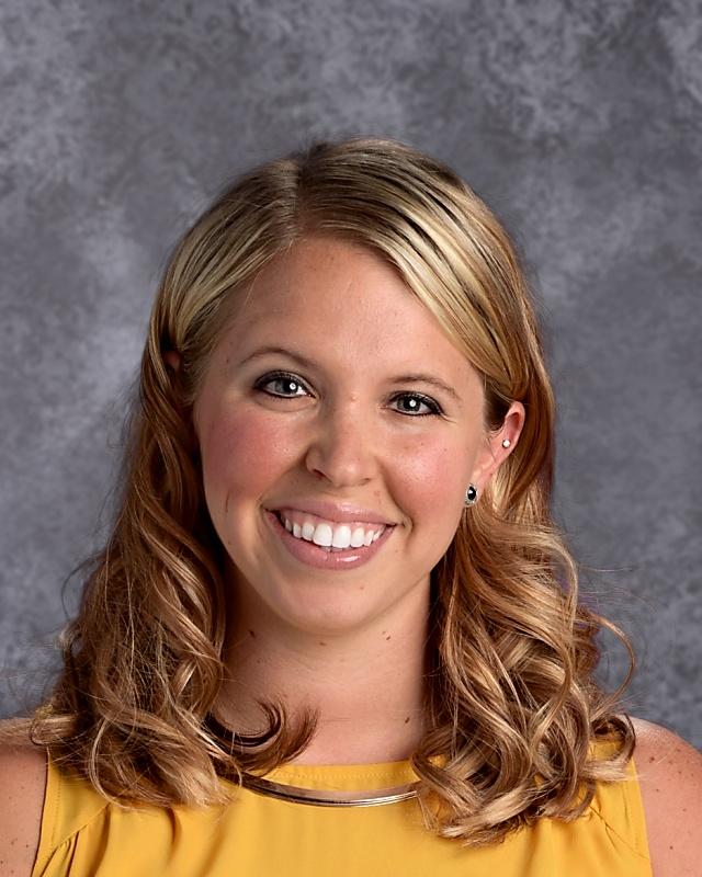 Mrs. Stefanie Dubé : 3rd Grade