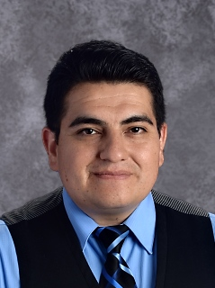 Mr. Jonathan Hidalgo : Instrumental Music & Secondary Choir