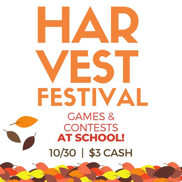201030 Harvest Festival