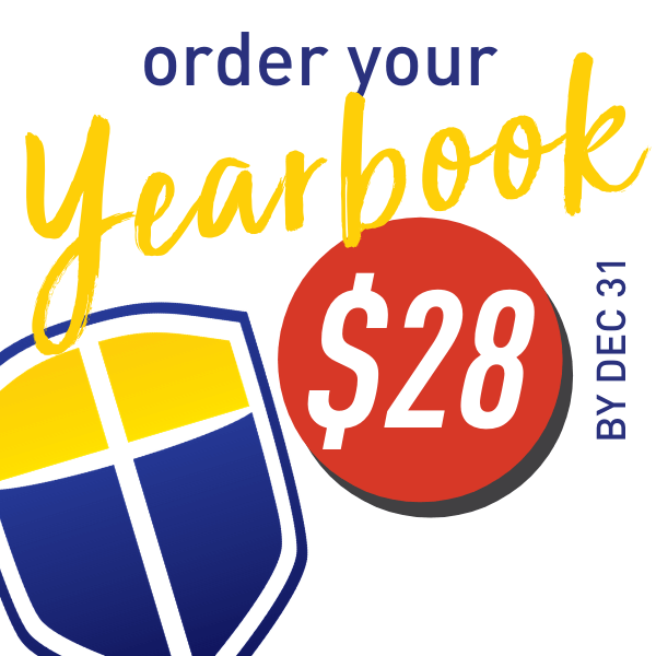 Purchase Your 2020/2021 Yearbook for $28 by Dec 31st!