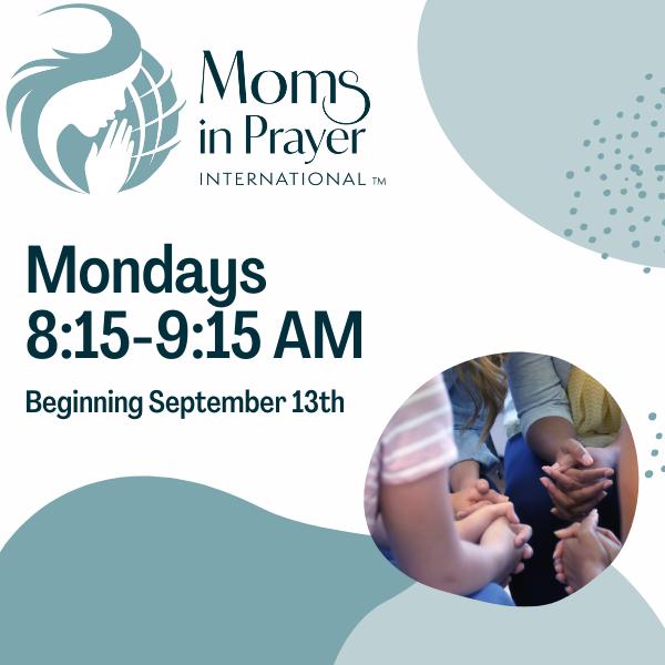 2021 Moms in Prayer