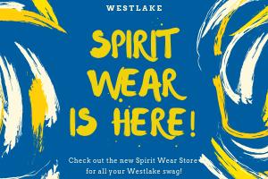 Westlake Spirit Wear is Here!