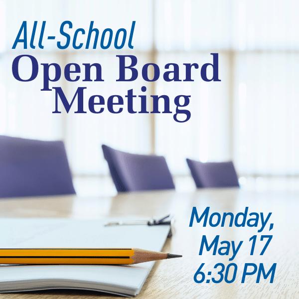 All School Open Board Meeting_600x600