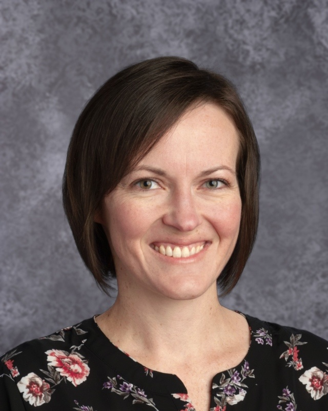 Mrs. Erica Bucey : Director of Development
